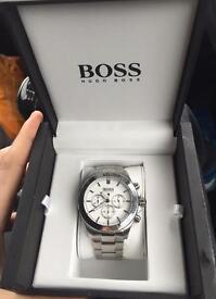 Hugo Boss watch BARELY WORN