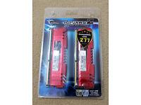 G.Skill Ripjaws Z 16GB DDR3-1866 Quad Channel Memory