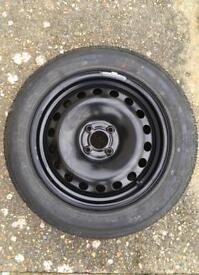 """FULL SIZE 16"""" SPARE WHEEL WITH MICHELIN TYRE"""