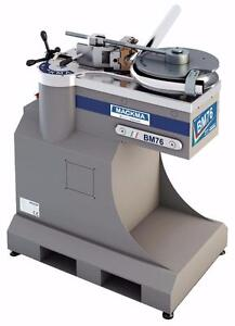 Tube bending machine and Section Bending Rolls