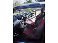 MINI ONE D 1.4L 2006 with SAT-NAV and Half-leather interior