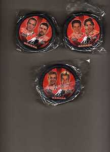 McDonalds Team Canada Hockey Pucks