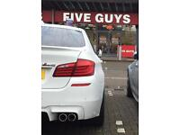 Bmw f10 5 series coilovers wanted 520D