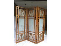 Bi Fold Room Divider Screen