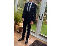 Men's three piece suit