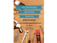 Building & Handyman Services