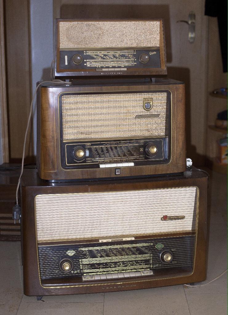 1950s German Radios