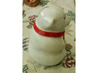 Used, WADE - THORNTON'S Peter Polar Bear - Money Box/Piggy Bank for sale  Calverley, West Yorkshire