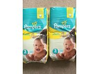 Pampers premium protection size 3, 50 pack
