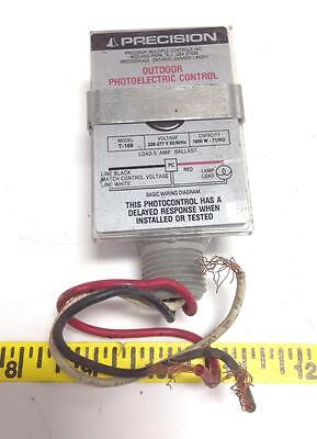 Precision 208-277v 1800w Outdoor Photoelectric Control T-168