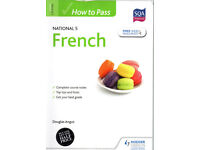 How To Pass National 5 French by Hodder Gibson