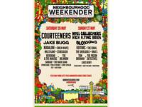 Neighbours Weekender Tickets