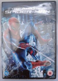 The Amazing Spider-Man (DVD, 2012) - Brand New