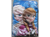 Disney 'Frozen Jigsaws, clothes and Storybook pillow. 50p - £2 each