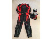 Dainese Motorbike Leathers & Boots