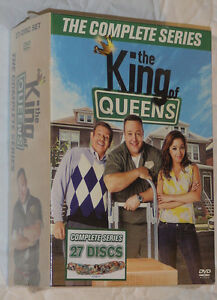 King-of-Queens-Complete-Seasons-Series-1-to-9-27-DVD-Box-Set-NEW-SEALED