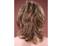 Wig Medium Length Full Head Hair Wig BRAND NEW £10