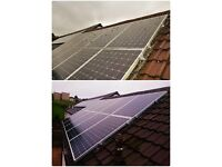 SOLAR PANELS SERVICE , ROOF REPAIRING , GUTTERS CLEANING, LAMINATE FLOORING FITTING, PAINTING