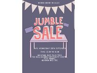 Jumble Sale Ladies and kids Only Charity Event