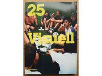 DEUTSCHE BANK ART COLLECTION. '25 VISUELL'. 25 YEARS COMMEMORATIVE FINE ART CATALOGUE