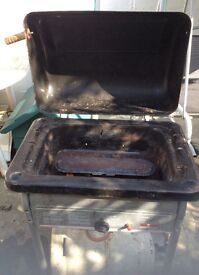 Barbeque with free gas cylinder £40 Bargain!