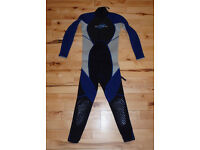 Gul Wetsuit for age 8-9. Blue/ grey. Excellent condition