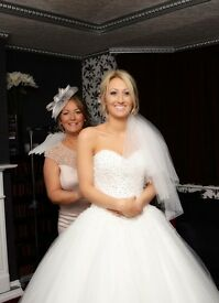 Princess wedding dress -Mori lee