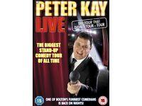 Peter Kay Birmingham Block A
