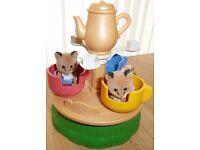Sylvanian Families Reynard Baby Carousel Set