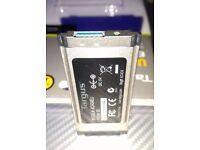 TARGUS adapter USB 3.0 express card slot in original box + CD + manual
