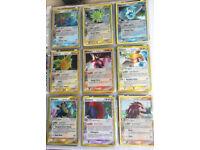 Pokemon cards - set of rare holo EX delta cards incl Blastoise Mewtwo Jolteon etc Mint condition