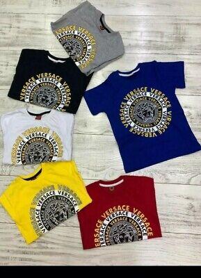 Versace Boys Tshirt