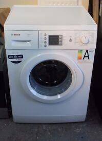 FREE DELIVERY Bosch Exxel 7KG, 1400spin washing machine WARRANTY