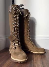 Timberland Knee High Boots - Size 5