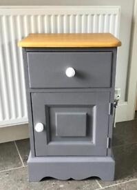 Solid Pine Bedside Cabinet - no offers