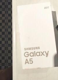 Brand new Samsung A5 in box