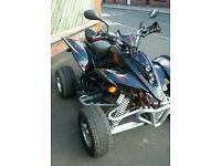 250 cc road legal quad