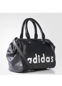 New Adidas soft leather bag on sale dividing cabinets inside