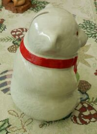 ADORABLE WADE - THORNTON'S Peter Polar Bear - Money Box/Piggy Bank