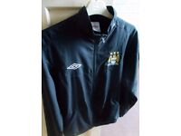 Manchester City adult casual football top