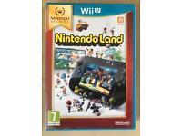 Nintendoland Wii U game