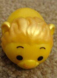 Genuine tsum tsum stackables Disney Lion King Simba Rare Gold Stack Vinyl ideal gift only £2