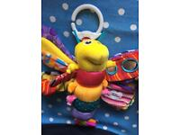 Freddie the Firefly Lamaze Toy