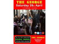 SATURDAY 28th APRIL - 60s 70s SOUL / REGGAE / MOTOWN with DOUBLE BARREL – TOTTERDOWN