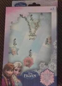 Disneys frozen charm bracelet