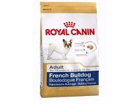 Royal Canin Breed French Bulldog (Adult )Food 2 x 3Kg Bags of Dog Food