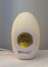 Groegg room thermometer