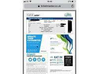 4 x Elbow tickets @ SSE Hydro