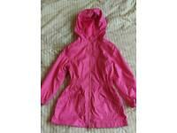 Girls coat 3-4yrs