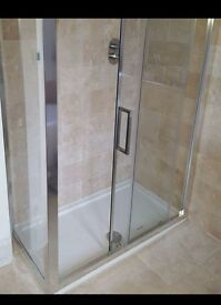 ** full bathroom supply and fit from £2500*** FREE estimates and quotes!
